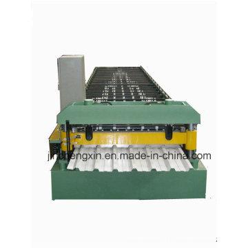 Computer Control H Span Metal Roofing Roll que forma la máquina