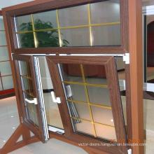 latest window designs pvc tilt and turn window
