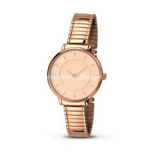 Women's Classic Watch  Rose Gold Lady Watch