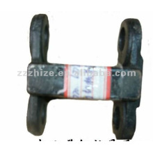 Bus air suspension parts front leaf lugs