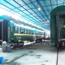 Equipamento de pintura de Yangzhou para o trem