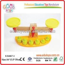 Juguetes educativos juguetes escala de la balanza