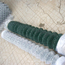 Valla de lazo de cadena usada para la venta / cerca de lazo de cadena usado