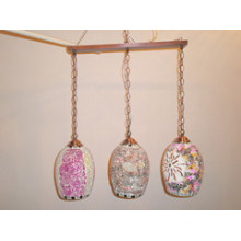 3 Arms Crystal Home Ceiling Light