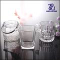 Refrescante de vino / cubo de hielo de cristal (GB1905ZS)