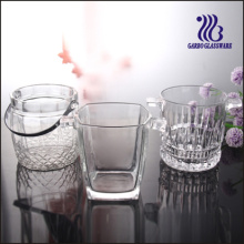 Glass Wine Cooler /Ice Bucket (GB1905ZS)