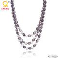 2014 Bijoux Fashion Pearl Necklace Designs