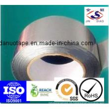 Cinta adhesiva de aluminio para instalación de tuberías