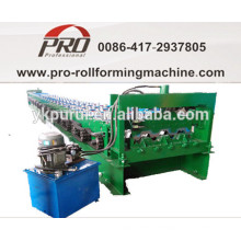Competive price floor tile decking roll forming machine