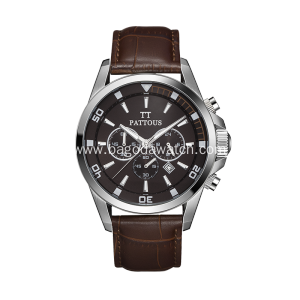 Quartz men wrist watch