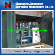 ZYD-200 Large Capacity Transformer Oil Processing Machine For 110KV Transformer