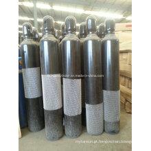 Cilindro de gás de nitrogênio de aço 68L