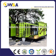 20FT/40FT Low Cost prefabricated Container Houses Manufacturer