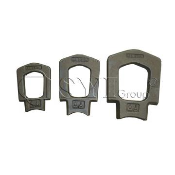 Steel oem parts industrial casting parts