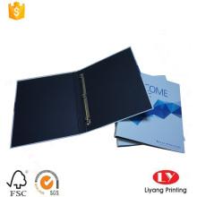 Titular de documento de papelão impresso personalizado