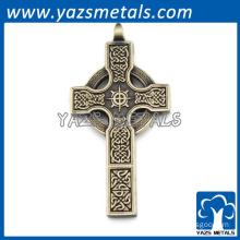 Metal Cross Pendant