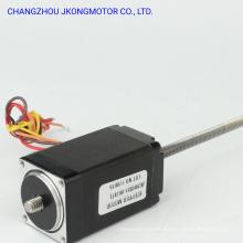 OEM Factory Sells 28mm 2 Phase Hybrid Screw Rod Stepper Motor for Camera NEMA11