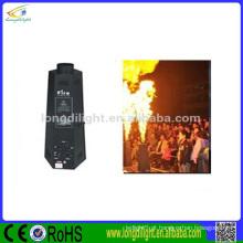 DMX 512 Stage Effect fogo máquina de fogo