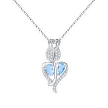 Vente en gros d'accessoires de mariage pour femmes 925 bijoux en argent massif