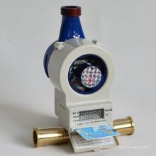 2015 Multi Tarif Prepaid Wasserzähler mit abnehmbarer Batterie