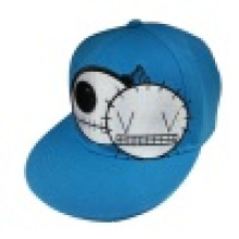 Cap/Baseball Fitted Cap with Flat Peak Ftd075