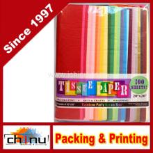 Rainbow Color Tissue Paper (510047)