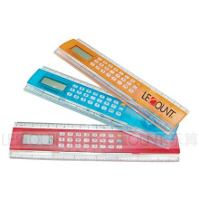 8 Digits ABS Ruler Calculator with 20cm Measurement Ruler (LC582A)