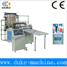 Hochwertige flache Tasche / Weste Tasche Making Machine (GDB-700)