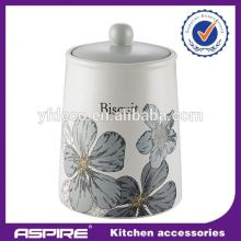 kitchenware ceramic sugar pot