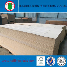 4mm Plain Molded Doorskin From Factury