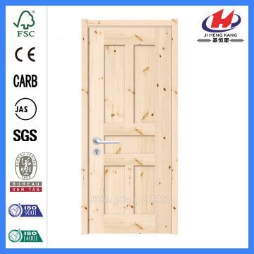 JHK-SK05 Best Wooden Door Design Maple Shaker Door
