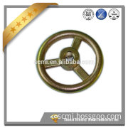 lost wax casting steel galvanized Agricultural Machinery Parts
