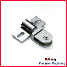 OEM customized ADC 12 die casting spares parts for suitcase