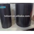 Mejor resistencia al desgaste SSiC RBSIC SiSiC Carburo de silicio Manguito de cerámica Manguito de buje