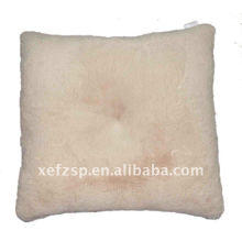 Decorative Toss Pillow Case Microfiber Cushion Cover for Sofa car