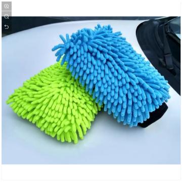 Luvas de limpeza de carros Pano de limpeza Pano espanador