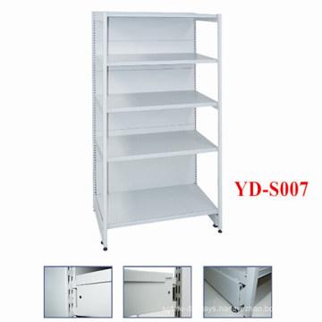 Heavy Duty Supermarket Steel Display Storage Gondola Shelf