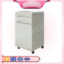 BDCB03 Hospital Bed Table With Drawer Hospital Bdeside Table