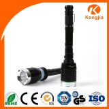 High Light 10W 2000 Lumens Led Rechargeable Flashlight