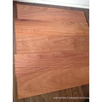 Aromatic Nature Smooth Surface Balsamo Flooring Timber