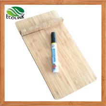 Bamboo Memo Board and Dry Erase Board