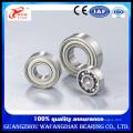 Marcas Chinas Automóviles y Motocicletas Beearing 6003 Series Deep Groove Ball Bearing