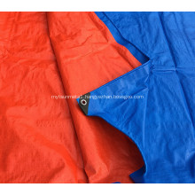 Tarpaulin used in DIY Project or Emergency Cover