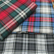 Tela impresa al por mayor del popelín de algodón poplin100% impreso del algodón para la sábana / la camisa / la ropa