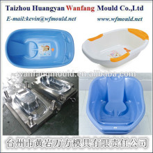OEM good quality bath tub injection mould/injection mould for baby bath seat
