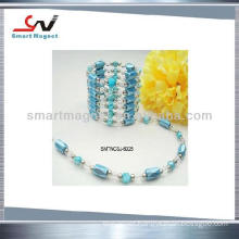 customized Polishing therapy Ferrite Magnetic Ornaments