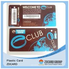 Kundenspezifische Geschenkkarten / Supermarkt Prepaid Geschenkkarte / Geschenkkarten kaufen