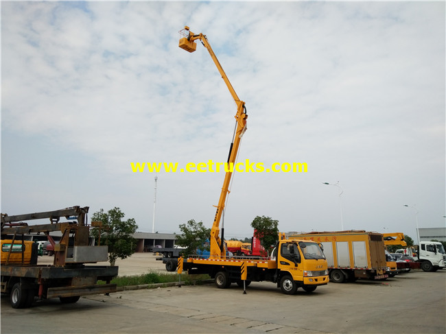 Truck mounted Aerial Platforms