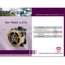 Máquina de tracción gearless de modificado para requisitos particulares caliente-venta precio