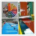 Coloured Galvanized Steel Coil and Sheet From Shandong